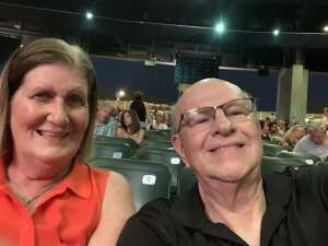 Wayne Trego attended An Evening With Chicago and Their Greatest Hits on Jul 17th 2021 via VetTix