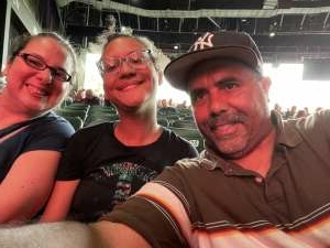 Otero Family attended An Evening With Chicago and Their Greatest Hits on Jul 17th 2021 via VetTix