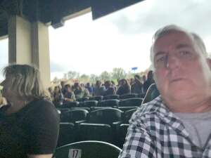 RM attended An Evening With Chicago and Their Greatest Hits on Jul 17th 2021 via VetTix
