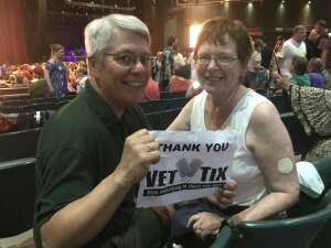 Bill Castro attended An Evening With Chicago and Their Greatest Hits on Jul 17th 2021 via VetTix
