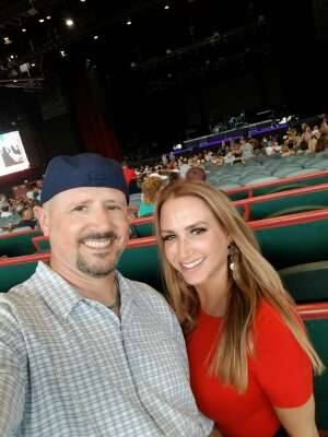 Pete & Lori Beck attended An Evening With Chicago and Their Greatest Hits on Jul 17th 2021 via VetTix