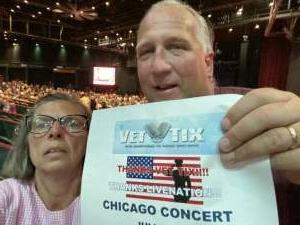 Click To Read More Feedback from An Evening With Chicago and Their Greatest Hits