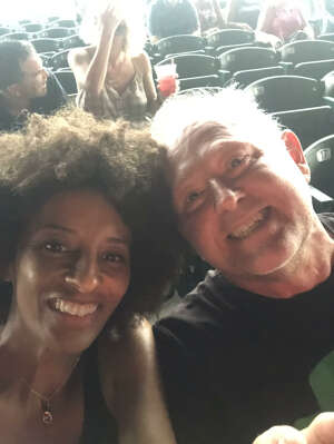 Awesome time attended An Evening With Chicago and Their Greatest Hits on Jul 17th 2021 via VetTix