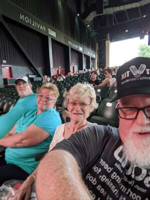 KenW attended An Evening With Chicago and Their Greatest Hits on Jul 17th 2021 via VetTix
