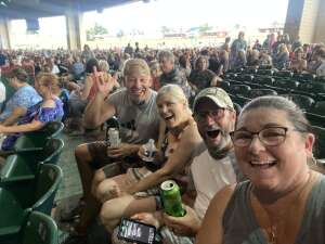 J.D. attended An Evening With Chicago and Their Greatest Hits on Jul 17th 2021 via VetTix