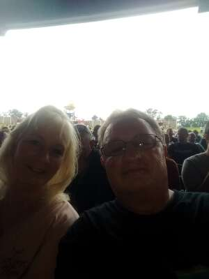 Jeff attended An Evening With Chicago and Their Greatest Hits on Jul 17th 2021 via VetTix