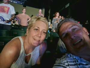 Galen attended An Evening With Chicago and Their Greatest Hits on Jul 17th 2021 via VetTix