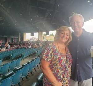 JulJoe87 attended An Evening With Chicago and Their Greatest Hits on Jul 17th 2021 via VetTix