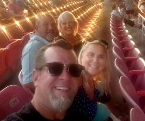 Carmen attended An Evening With Chicago and Their Greatest Hits on Jul 17th 2021 via VetTix