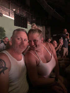 Jon Derf attended An Evening With Chicago and Their Greatest Hits on Jul 17th 2021 via VetTix