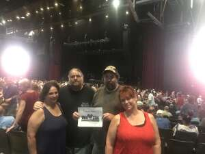 Bill White attended An Evening With Chicago and Their Greatest Hits on Jul 17th 2021 via VetTix