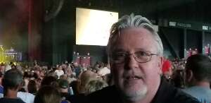 Mark attended An Evening With Chicago and Their Greatest Hits on Jul 17th 2021 via VetTix