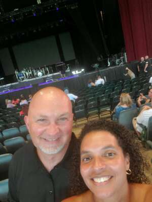 BB attended An Evening With Chicago and Their Greatest Hits on Jul 17th 2021 via VetTix