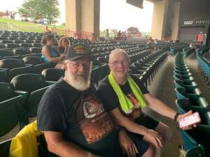 P. Spencer Willard attended An Evening With Chicago and Their Greatest Hits on Jul 17th 2021 via VetTix