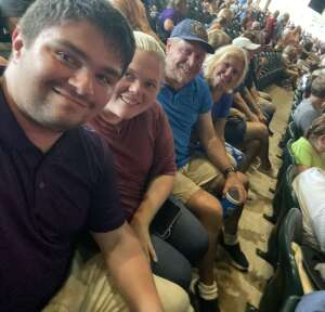 Joe attended An Evening With Chicago and Their Greatest Hits on Jul 17th 2021 via VetTix
