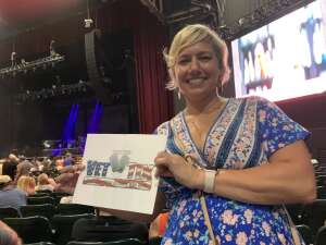 Shelley C attended An Evening With Chicago and Their Greatest Hits on Jul 17th 2021 via VetTix