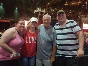 RDB attended An Evening With Chicago and Their Greatest Hits on Jul 17th 2021 via VetTix