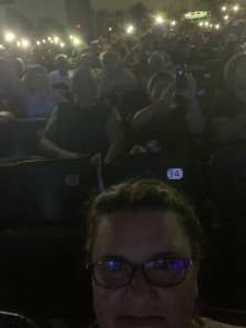 Niki B attended An Evening With Chicago and Their Greatest Hits on Jul 17th 2021 via VetTix
