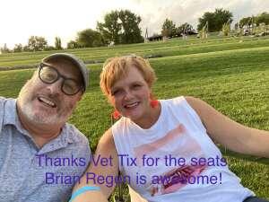 LTC (ret) attended Brian Regan on Jul 16th 2021 via VetTix