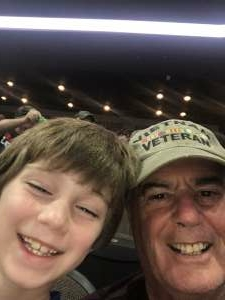 Lou attended Jacksonville Sharks vs. Columbus Lions - National Arena League on Jul 17th 2021 via VetTix