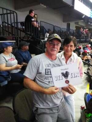 John Soultanian attended Jacksonville Sharks vs. Columbus Lions - National Arena League on Jul 17th 2021 via VetTix
