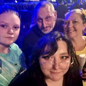 William Danysh attended Summerland Tour 2021 on Jul 11th 2021 via VetTix