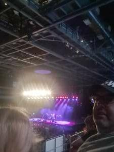Sean attended Summerland Tour 2021 on Jul 11th 2021 via VetTix