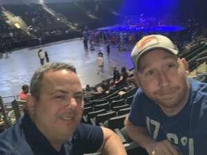 Bobby attended Summerland Tour 2021 on Jul 11th 2021 via VetTix