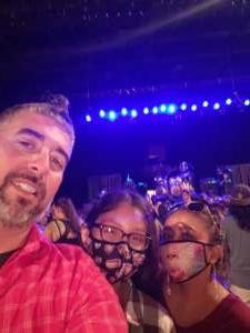 The Lopez Family attended Summerland Tour 2021 on Jul 11th 2021 via VetTix