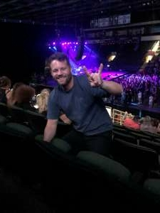 Kirk Wallace attended Summerland Tour 2021 on Jul 11th 2021 via VetTix