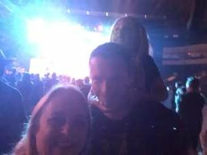 Brandon Hebb attended Summerland Tour 2021 on Jul 11th 2021 via VetTix