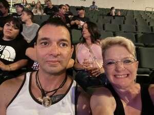 Tina Cupito attended Summerland Tour 2021 on Jul 11th 2021 via VetTix