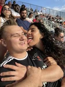 Brad attended DC United vs. Toronto FC - MLS on Jul 3rd 2021 via VetTix