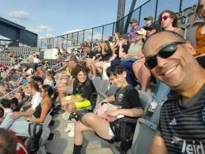 Bosco and Aidan attended DC United vs. Toronto FC - MLS on Jul 3rd 2021 via VetTix