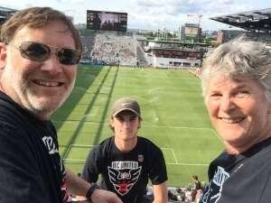 Don C attended DC United vs. Toronto FC - MLS on Jul 3rd 2021 via VetTix