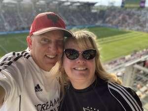 Jeanne attended DC United vs. Toronto FC - MLS on Jul 3rd 2021 via VetTix