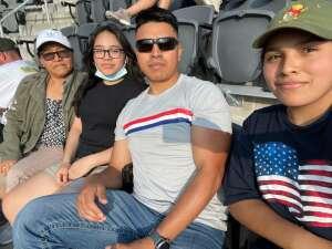 Carlos attended DC United vs. Toronto FC - MLS on Jul 3rd 2021 via VetTix