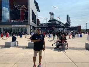 Rod attended DC United vs. Toronto FC - MLS on Jul 3rd 2021 via VetTix