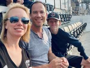 Meredith  attended DC United vs. Toronto FC - MLS on Jul 3rd 2021 via VetTix