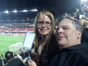 Jerry attended DC United vs. Toronto FC - MLS on Jul 3rd 2021 via VetTix
