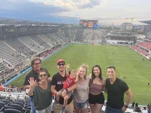 Gonzalo attended DC United vs. Toronto FC - MLS on Jul 3rd 2021 via VetTix