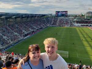 Jason attended DC United vs. Toronto FC - MLS on Jul 3rd 2021 via VetTix
