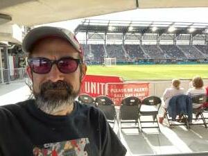 Blake attended DC United vs. Toronto FC - MLS on Jul 3rd 2021 via VetTix