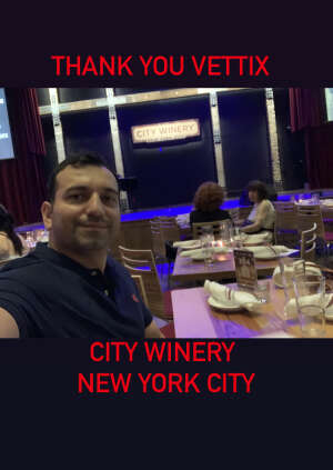 Erhan  attended Uncorked Comedy Presents: Wil Sylvince, Cipha Sounds and Friends on Jul 6th 2021 via VetTix