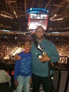 Tony attended New York Liberty vs. Washington Mystics - WNBA on Jul 3rd 2021 via VetTix