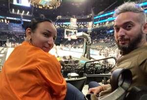 Elliot attended New York Liberty vs. Washington Mystics - WNBA on Jul 3rd 2021 via VetTix