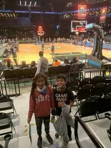 Felipe Caamaño attended New York Liberty vs. Washington Mystics - WNBA on Jul 3rd 2021 via VetTix