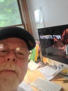 BILL attended World Series of Comedy - Virtual Event on Jul 9th 2021 via VetTix