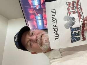 David attended World Series of Comedy - Virtual Event on Jul 8th 2021 via VetTix