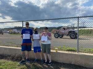 Al & Family attended 4-wheel Jamboree on Jul 9th 2021 via VetTix